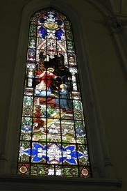 Vitral da Catedral Metropolitana de Vitória