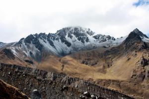 Montanha - Trilha Salkantay - Machu Picchu